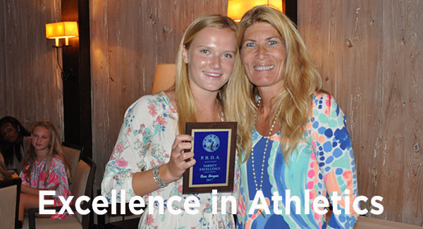 Excellence in Athletics