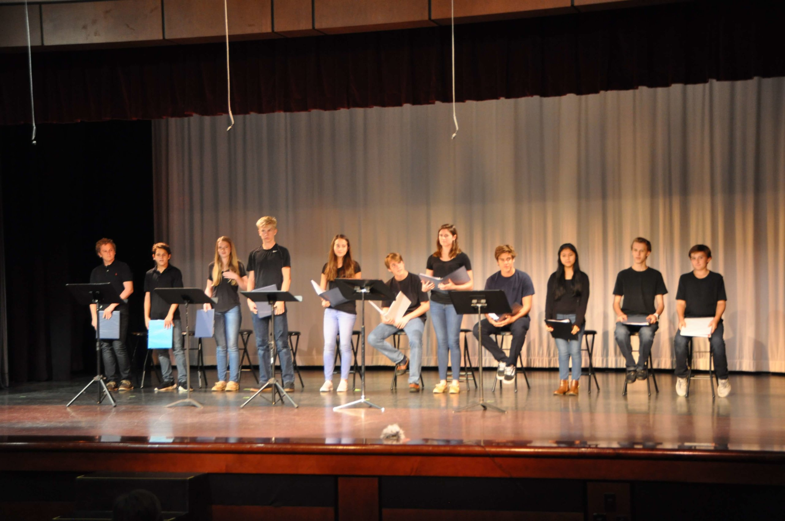 9th Grade Playwrights