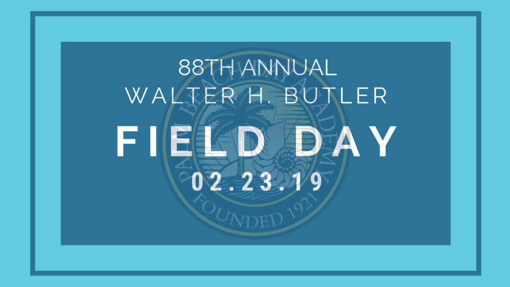 Palm Beach Day Field Day 2019