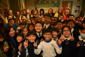 PBDA visits Alliance Primary School in Hong Kong
