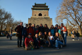 PBDA in Beijing Great Wall of China