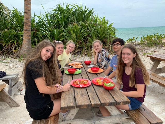 PBDA 9th Grade Marine Science Research Trip