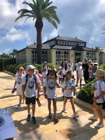 PBDA Bridge Walk 2019 Lower Campus to Upper Campus