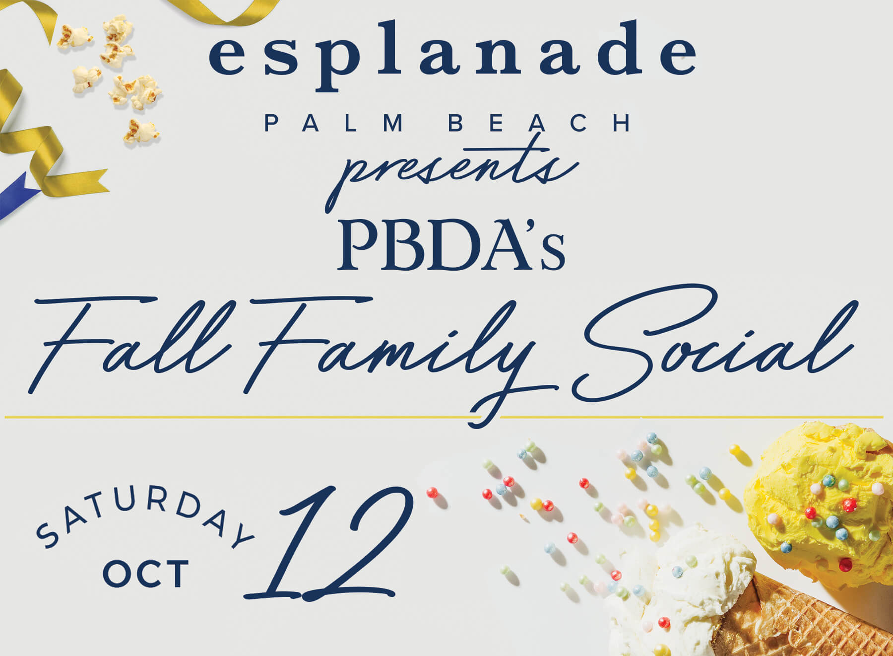5th Annual PBDA Fall Family Social event