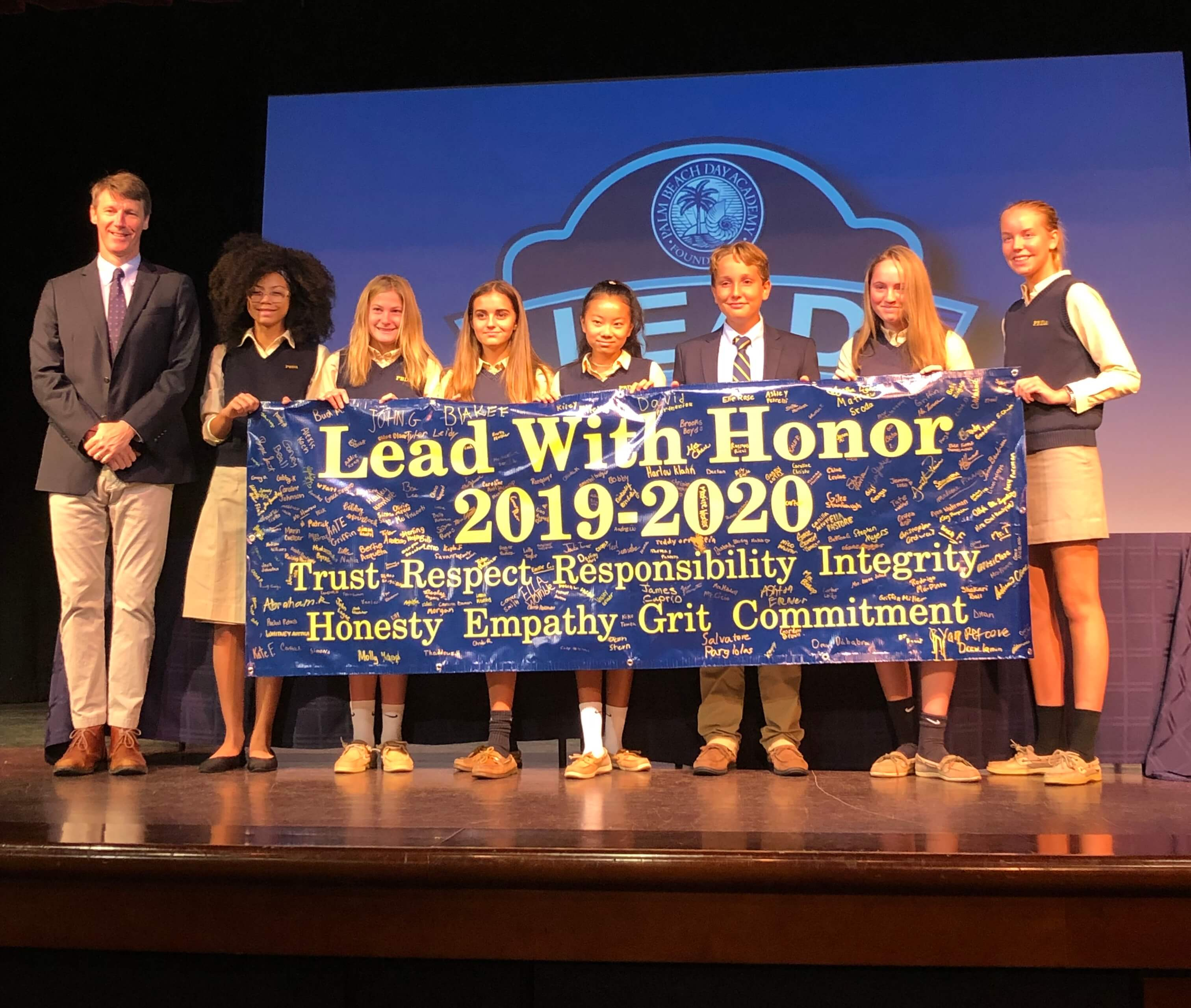PBDA Lead With Honor September 2019