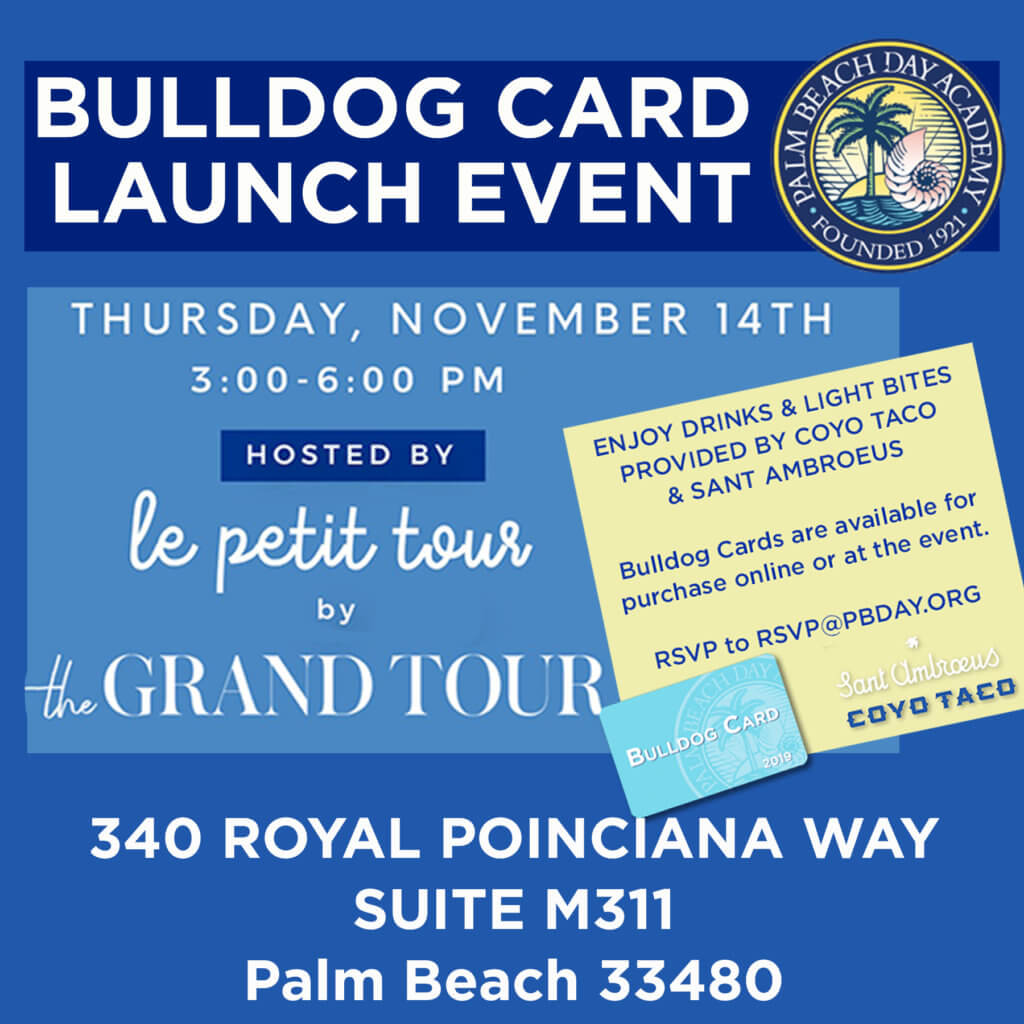 PBDA Bulldog Card Launch Event at The Grand Tour by Caroline Rafferty