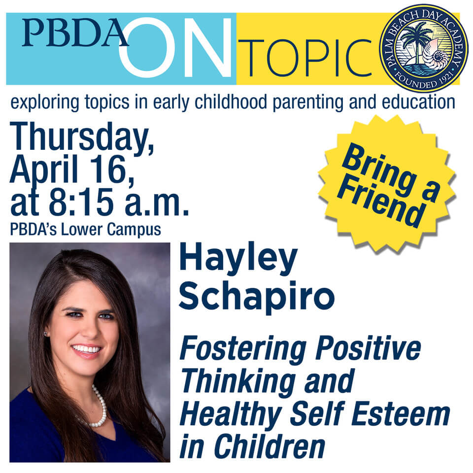 Palm Beach private school parenting series