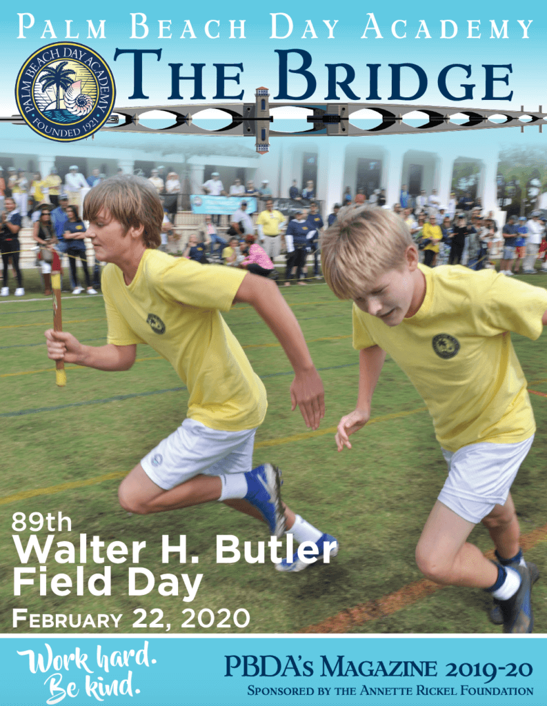 PBDA The Bridge '19-'20 cover