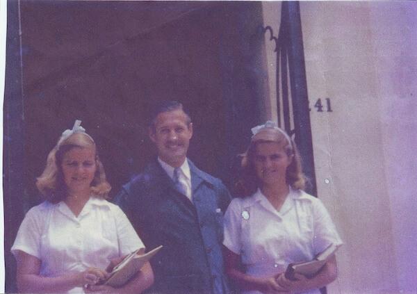 Headmaster Dearborn 1940s PBDA